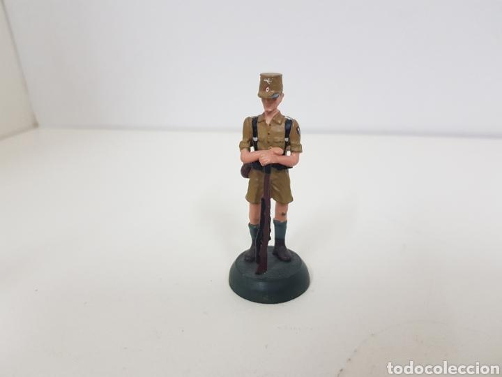 Juguetes Antiguos: Afrika Korps 1942 soldado de plomo Almirall - Foto 4 - 133224026