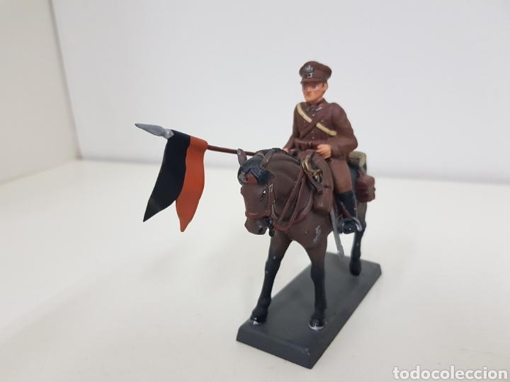 Juguetes Antiguos: Soldado de plomo quedan 0 Polonia 1939 dead by Cassandra 11 cm - Foto 2 - 133545281