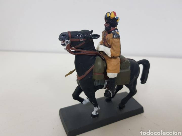 RED ARMY CAVALIERI MAN U S S R 1920 DEAD BY CASSANDRA SOLDADO DE PLOMO (Juguetes - Soldaditos - Soldaditos de plomo)