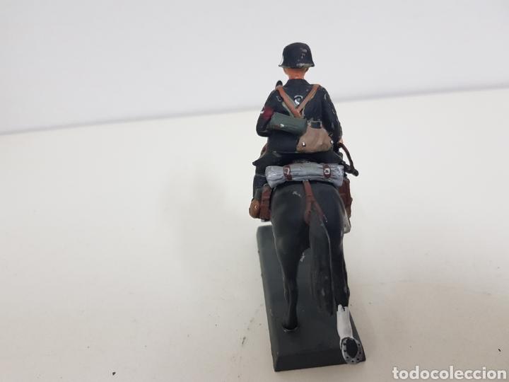 Juguetes Antiguos: Soldado de plomo de las SS alemanas Florian Geyer dea Cassandra - Foto 2 - 133545691