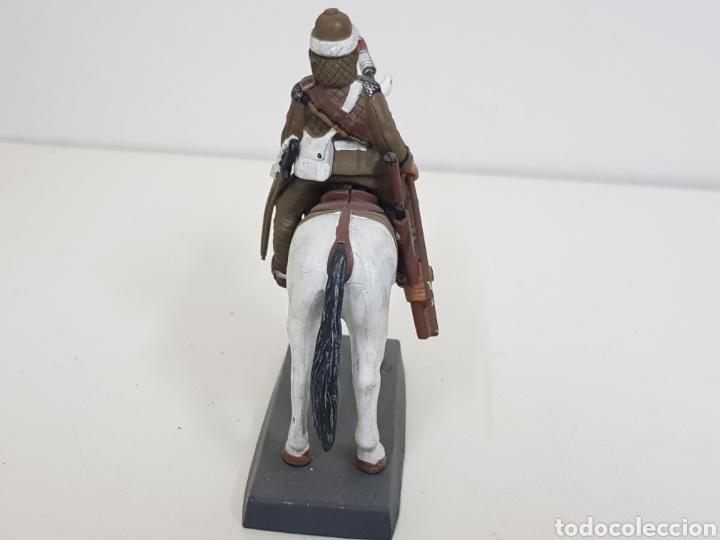 Juguetes Antiguos: Soldado de plomo lancero del 21 regimiento United Kingdom 1898 DEA by Cassandra - Foto 3 - 133727437