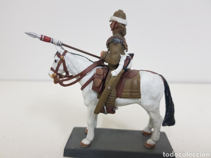 Juguetes Antiguos: Soldado de plomo lancero del 21 regimiento United Kingdom 1898 DEA by Cassandra - Foto 4 - 133727437
