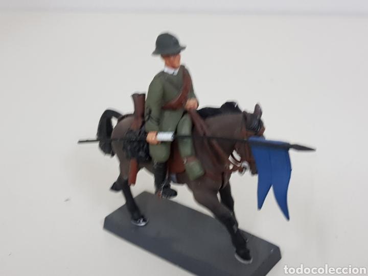 Juguetes Antiguos: Soldado de plomo caballero lancero di Novara Italia 1917 DEA by Cassandra - Foto 2 - 133731099