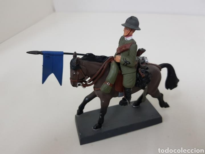 Juguetes Antiguos: Soldado de plomo caballero lancero di Novara Italia 1917 DEA by Cassandra - Foto 3 - 133731099