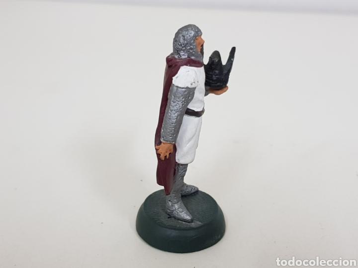 Juguetes Antiguos: Jaime I el conquistador año 1513 soldado de plomo Almirall - Foto 4 - 134293994