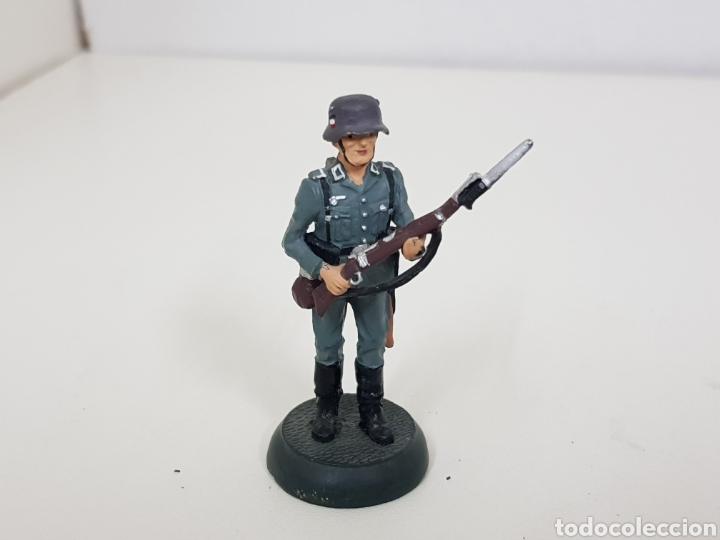 Juguetes Antiguos: Soldado de plomo alemán Admiral referencia 2/0 01 - Foto 2 - 134297562