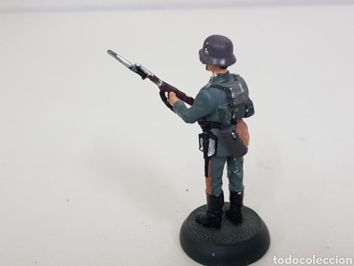 Juguetes Antiguos: Soldado de plomo alemán Admiral referencia 2/0 01 - Foto 4 - 134297562