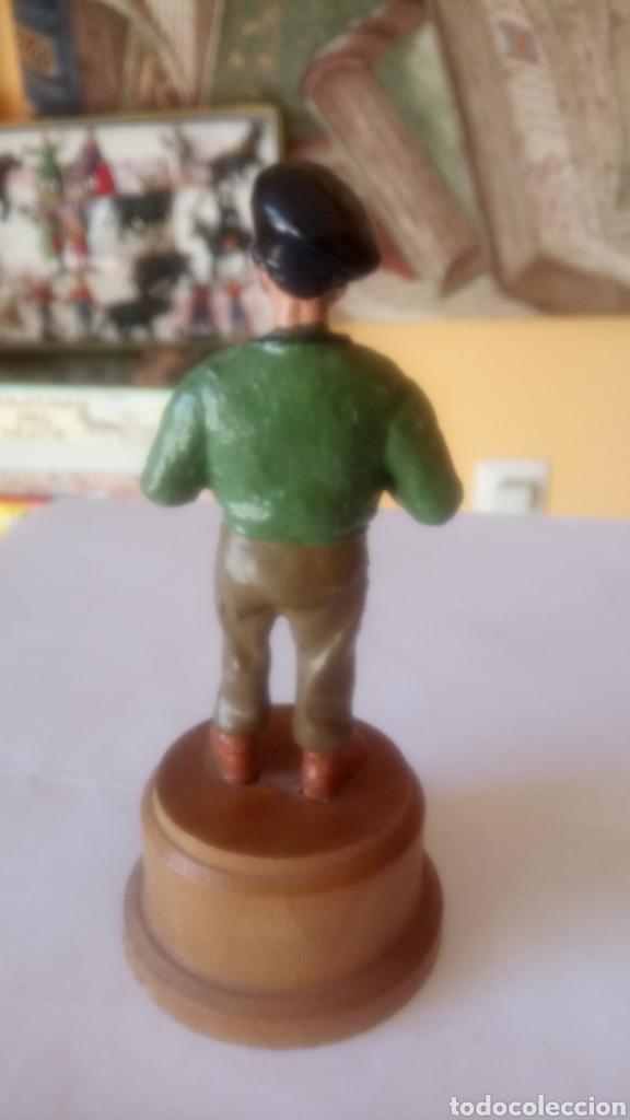 Juguetes Antiguos: FIGURA DE PLOMO DEL GENERAL MONTGOMERY. - Foto 2 - 134734509