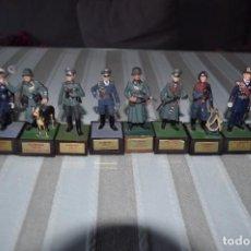 Juguetes Antiguos: SOLDADOS DE PLOMO ALEMANES SOLDAT. Lote 135157550