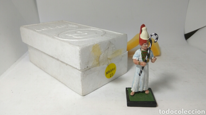 ALYMER FARAON 02 SOLDADO DE PLOMO ESCALA 1/54MM (Toys - Toy Soldiers - Tin Soldiers)