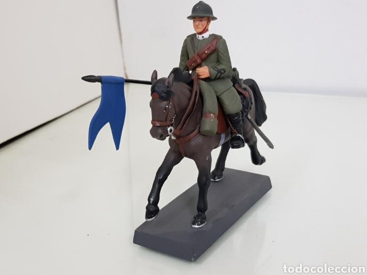 Juguetes Antiguos: Soldado de plomo a caballo lancero di Novara Italia 1917 DEA by Cassandra - Foto 2 - 141636681