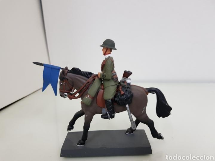 Juguetes Antiguos: Soldado de plomo a caballo lancero di Novara Italia 1917 DEA by Cassandra - Foto 3 - 141636681