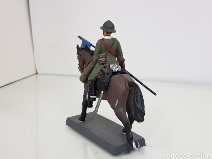 Juguetes Antiguos: Soldado de plomo a caballo lancero di Novara Italia 1917 DEA by Cassandra - Foto 4 - 141636681