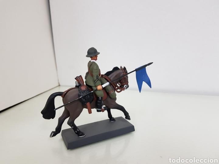Juguetes Antiguos: Soldado de plomo a caballo lancero di Novara Italia 1917 DEA by Cassandra - Foto 5 - 141636681