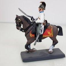 Juguetes Antiguos: SOLDADO DE PLOMO REGIMIENTO DE LOS DRAGONES AUSTRIA 1850 DEA BY CASSANDRA. Lote 141637190