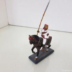 Juguetes Antiguos: GUARDIA IMPERIAL DE LOS DRAGONES FRANCESES DEA BY CASSANDRA SOLDADO DE PLOMO. Lote 142152153