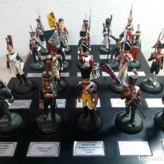 Juguetes Antiguos: LOTE SOLDADOS DE METAL - VER DESCRIPCIÓN. Lote 143404166