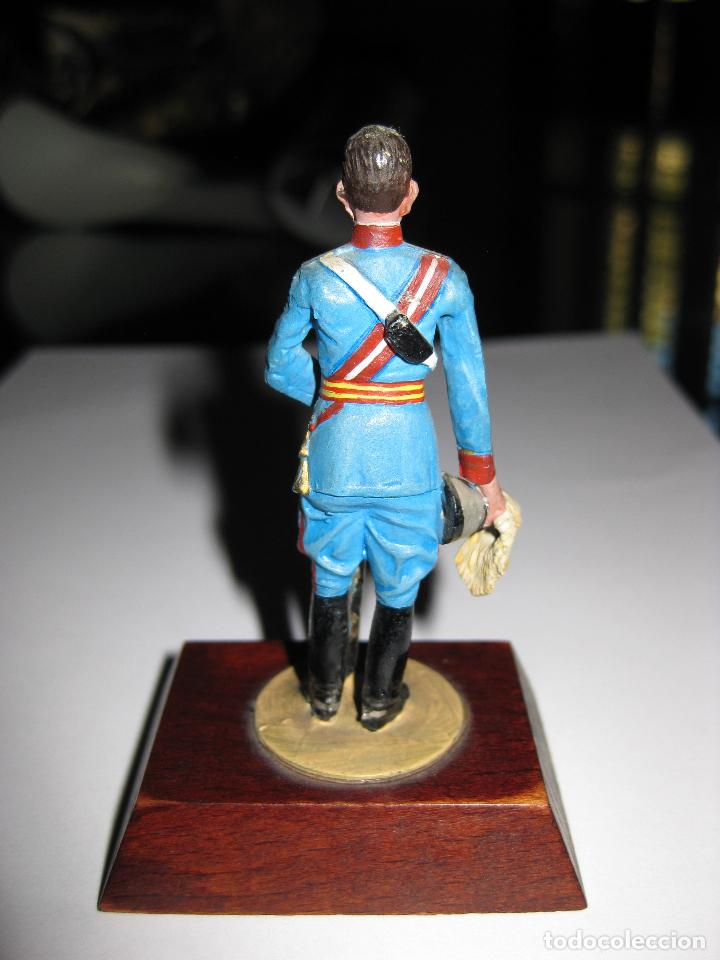 Juguetes Antiguos: ALFONSO XIII - ALYMER - 54mm - Foto 2 - 147914178