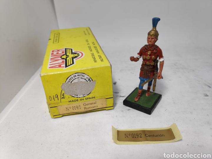 ALYMER CENTURIÓN 019/2 E. 1/54MM SOLDADO DE PLOMO (Spielzeug - Soldaten - Zinnsoldaten)