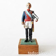 Juguetes Antiguos: GUARDIA CIVIL 01 - 54 MM - VICENTE JULIÁ CHAUVE - FIGURA PLOMO SOLDADITO MINIATURA 54MM. Lote 148153266