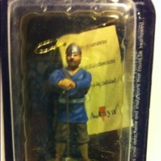 Jeux Anciens: MEDIEVAL (ALTAYA)- CON SU BLISTER - 6,5 CM. Lote 149799202