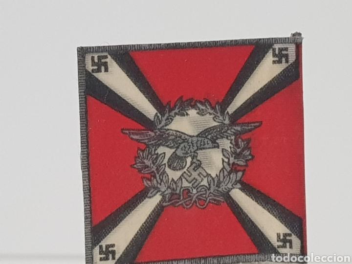 Juguetes Antiguos: ABANDERADO NAZI ALEMÁN FLAKARTILLERIE MARCA SOLDAT ALEMANIA 1939-45 - Foto 6 - 150364133