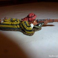 Juguetes Antiguos: ÁRABE BEDUINO (KING&COUNTRY-ESCALA 1/30)-LAWRENCE DE ARABIA -DESCATALOGADO. Lote 150505306
