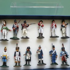 Juguetes Antiguos: SOLDADOS DE PLOMO NAPOLEONICOS. Lote 152007078