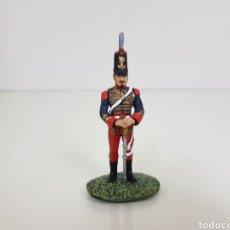Juguetes Antiguos: SOLDADO ARTILLERÍA DE LA GUARDIA REAL 1889 SOLDADO DE PLOMO FRONTLINE. Lote 152161320