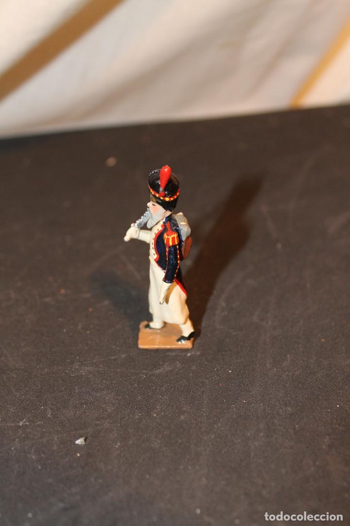 Juguetes Antiguos: SOLDADO DE PLOMO DE, 5 CM, PINTADO A MANO, VER FOTOS - Foto 4 - 152814081