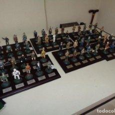 Juguetes Antiguos: COLECCIÓN SOLDADOS PLOMO SEGUNDA GUERRA MUNDIAL. Lote 153974614