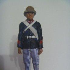 Juguetes Antiguos: FIGURA DEL EJERCITO ESPAÑOL: CABO DE INGENIEROS, SERVICIO DE AEROESTACION, 1913. Lote 154291586