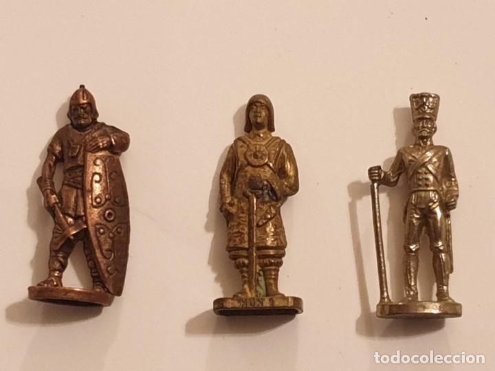 Juguetes Antiguos: Trio soldados - Foto 2 - 156742934