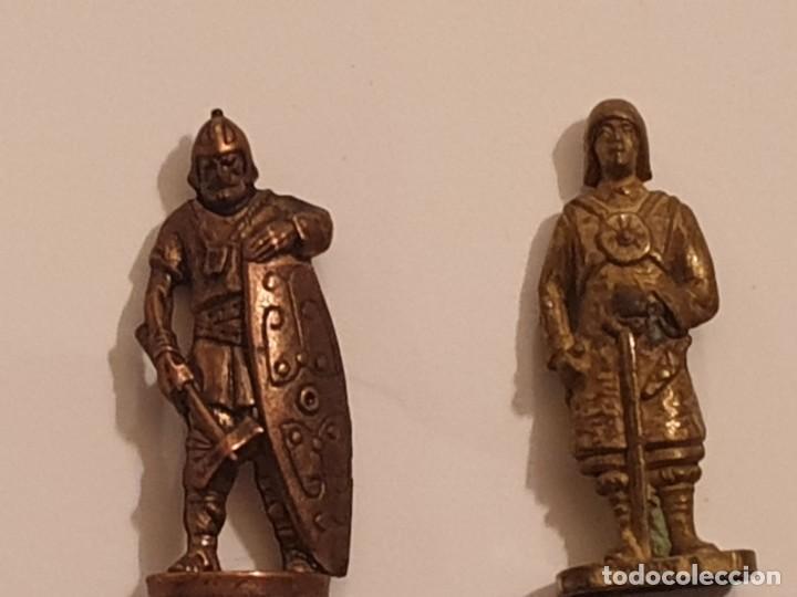 Juguetes Antiguos: Trio soldados - Foto 3 - 156742934