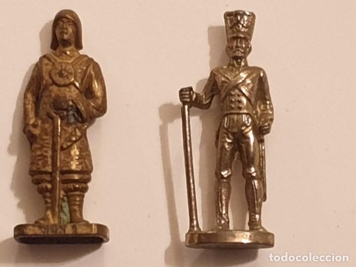 Juguetes Antiguos: Trio soldados - Foto 4 - 156742934