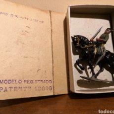 Juguetes Antiguos: SOLDADO DE PLOMO CASTRESANA GUARDIA CIVIL. Lote 156911284