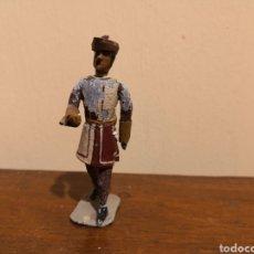 Juguetes Antiguos: SOLDADO DE PLOMO EULOGIO 54 MM. Lote 156915540