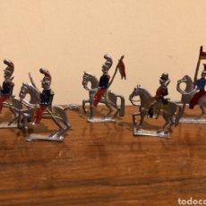 Juguetes Antiguos: SOLDADOS DE PLOMO ORTELLI. Lote 156915753