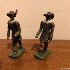 Juguetes Antiguos: SOLDADOS DE PLOMO CASTRESANA 45 MM. Lote 156917617