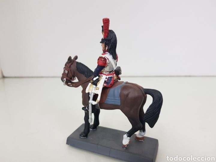 Juguetes Antiguos: Soldado de plomo a caballo y penna di Falco Italia 1898 soldado dea by Cassandra - Foto 3 - 157005106