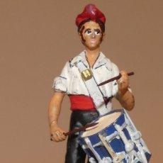 Juguetes Antiguos: SOLDADO DE PLOMO. EL TAMBOR DEL BRUCH.. Lote 151405150