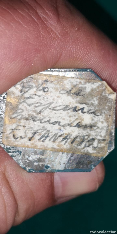 Juguetes Antiguos: Soldado de plomo pintada artesanalmente regimiento de España granaderos 1805 RAMON LABAYEN - Foto 5 - 160453016