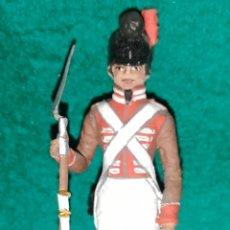 Juguetes Antiguos: SOLDADO DE PLOMO PINTADA ARTESANALMENTE VOLUNTARIO DE HONOR DE TOLEDO 1808 RAMON LABAYEN. Lote 160502922