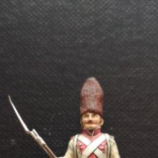 Juguetes Antiguos: SOLDADO DE PLOMO LABAYEN GRANADERO GUARDIA DE HONOR PRÍNCIPE DE LA PAZ. Lote 160928388
