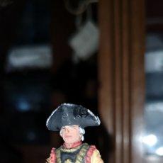 Juguetes Antiguos: SOLDADO DE PLOMO REPRESENTANDO AL GENERAL. Lote 161237881