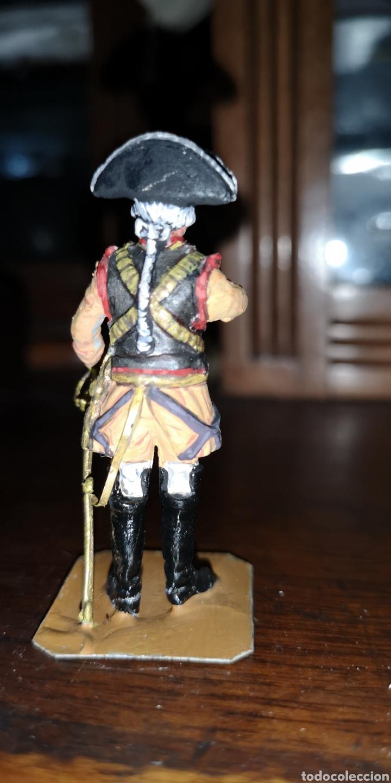 Juguetes Antiguos: Soldado de plomo representando al general - Foto 3 - 161237881
