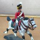 Juguetes Antiguos: SOLDADO DRAGON EN PLOMO CASSANDRA - . Lote 161297446