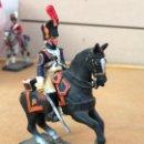 Juguetes Antiguos: GUARDIA IMPERIAL GRANADERO EN PLOMO CASSANDRA - . Lote 161297494