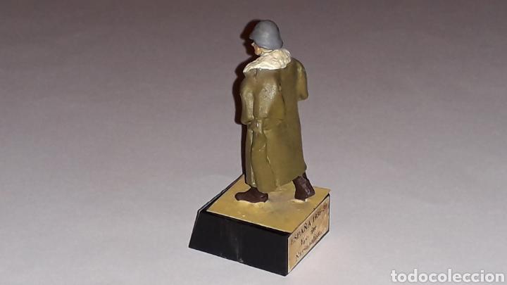 Juguetes Antiguos: Soldado alemán Legión Condor, Ejército Nacionalista Guerra Civil 1936-1939, plomo Almirall, años 60. - Foto 4 - 165800682