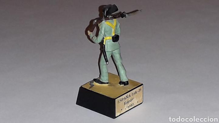 Juguetes Antiguos: Guardia Civil, Ejército Nacionalista Guerra Civil 1936-1939, plomo Almirall made in Spain, años 60. - Foto 5 - 165904446